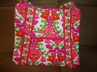 Vera Bradley Lilli Bell Hipster Cross Body Purse--new With Tags 11262-142