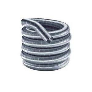 Flex All Single Ply Stainless Steel Custom Chimney Liner
