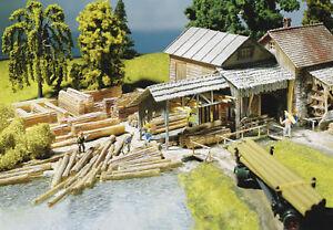 Faller 180589 Holz-Sortiment NEU in OVP vielseitig einsetzbar