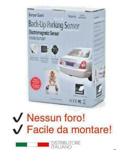 SENSORI-Parcheggio-INVISIBILE-ELETTROMAGNETICO-senza-fori-Universale-facile