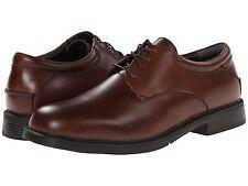 Nunn Bush Men's MAURY leather oxford Brown Shoes 83363-200