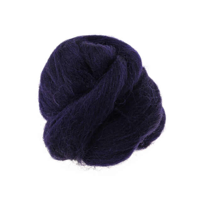 Needle Felting Wool available as 1 ounce or 4 ounce Seafoam Top 100/% Corriedale Dyed Roving