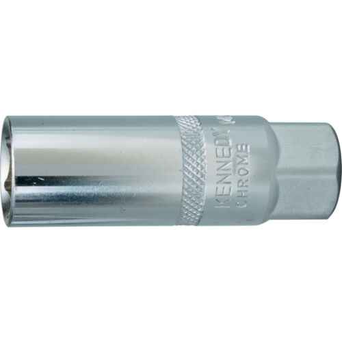 """Spark Plug Socket 3//8/"""" Sq Dr 18MM A//F Kennedy-Pro M12"""
