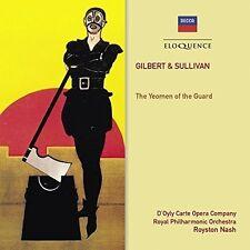 D'Oyly Carte Opera C - Gilbert & Sullivan: Yeomen of the Guard [New CD] Aus