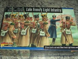 Details about Napoleonic War Late French Light Infantry Black Powder 2nd  Edition Warlord Games