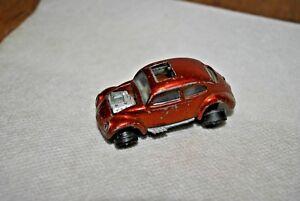 Vw - Volkswagen Hot Wheels Custom 1967 Mattel - Vintage - Old Car Vw