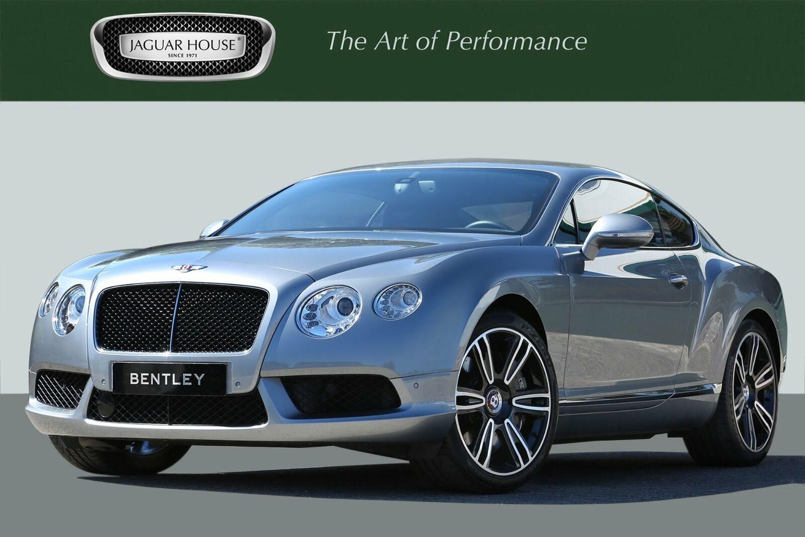 Bentley Continental GT 4,0 V8 aut. 2d
