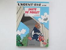 AGENT212 AGENT 212 T14 BE/TBE SAUTE DE POULET