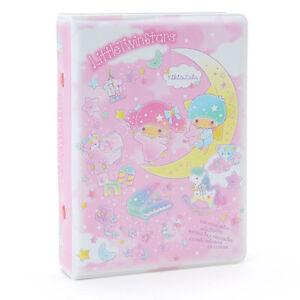 Little-Twin-Stars-pocket-file-6-hole-ring-binder-Sanrio-Kawaii-Cute-F-S-NEW