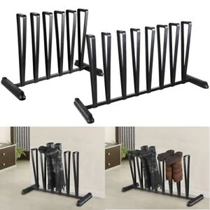 Image Is Loading Boot Rack Storage Organizer Stand Hanger Shoes Shelf
