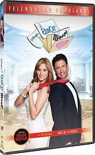 PORQUE EL AMOR MANDA - TELENOVELA -4 DVDS - BRAND NEW - LATIN