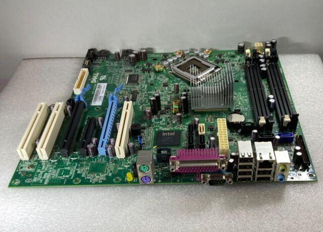 Dell TP412 Precision T3400 Motherboard SOCKET LGA 775 No backplate NO CPU