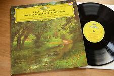 Schubert Forellenquintett Trout ESCHENBACH KOECKERT LP DGG SLPEM 136 488 nm-mint