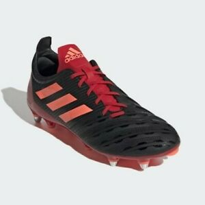 ADIDAS MALICE SG MEN'S RUGBY BOOTS . SIZE: 12 USA. NEW IN BOX!