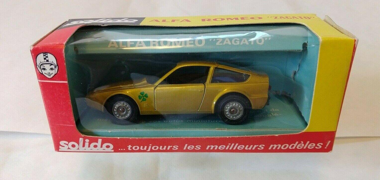 distribución global Alfa Romeo Zagato  183 183 183 Solido Hecho En Francia  punto de venta de la marca