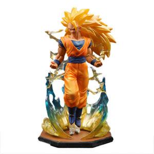 7 dragon ball z gohan super saiyan 3 son goku dbz action figure image is loading 7 039 039 dragon ball z gohan super altavistaventures Gallery