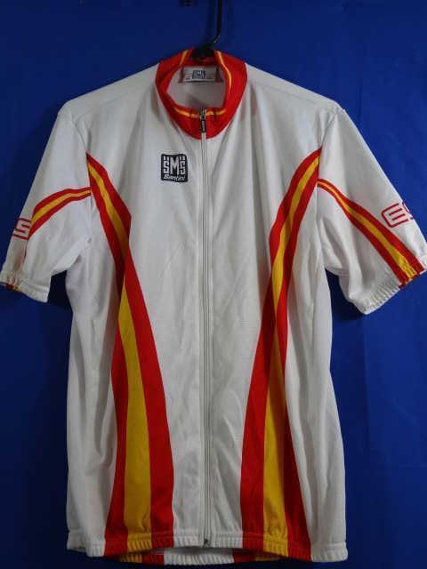 SMS Santini Espana Cycling Jersey Mens Size 3xl XXXL   the lowest price