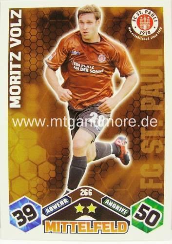 Match coronó moritz volz #266 10//11