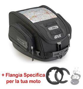 Flangia specifica per borse Tanklock BMW  K 1200 R 2008 BF11  GIVI