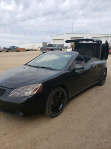 2008 G6 hardtop convertible for sale