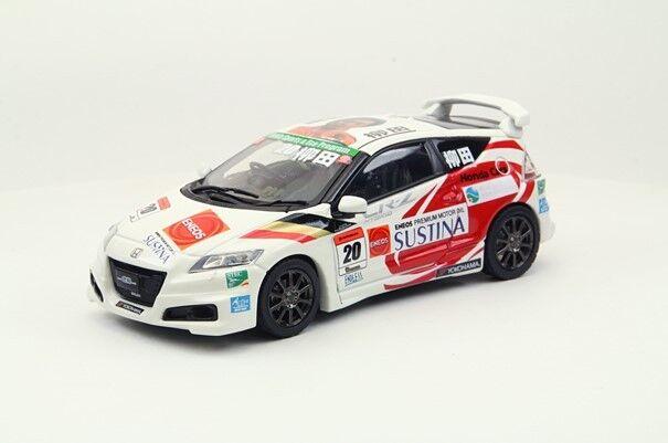 EBBRO 44797 1 43 Honda CR-Z MUGEN Legend Cup 2011 White model cars