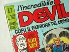 DEVIL N° 3 CORNO ANNI 70 NO RESA - EDICOLA !!