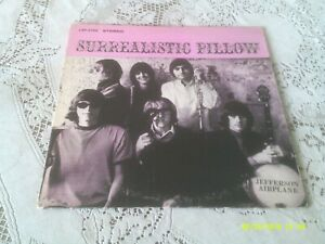 JEFFERSON-AIRPLANE-SURREALISTIC-PILLOW-RCA-LSP-3766-1967-STEREO-PRESSING