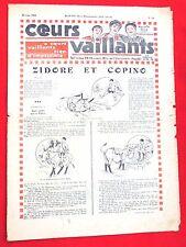 COEURS VAILLANTS n°29 du 29 juin 1930. Le Rallic