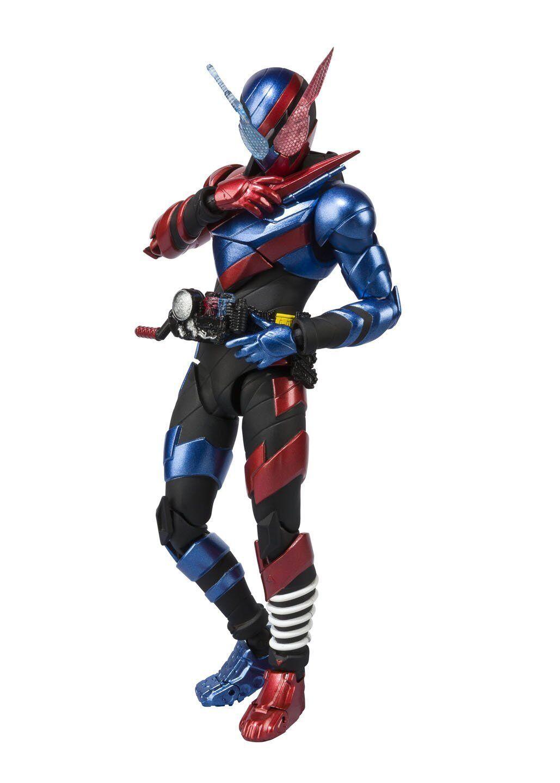 Bandai S.H. Figuarts enmasCocheado Kamen Rider formulario De Tanque De Conejo construir Figura De Acción