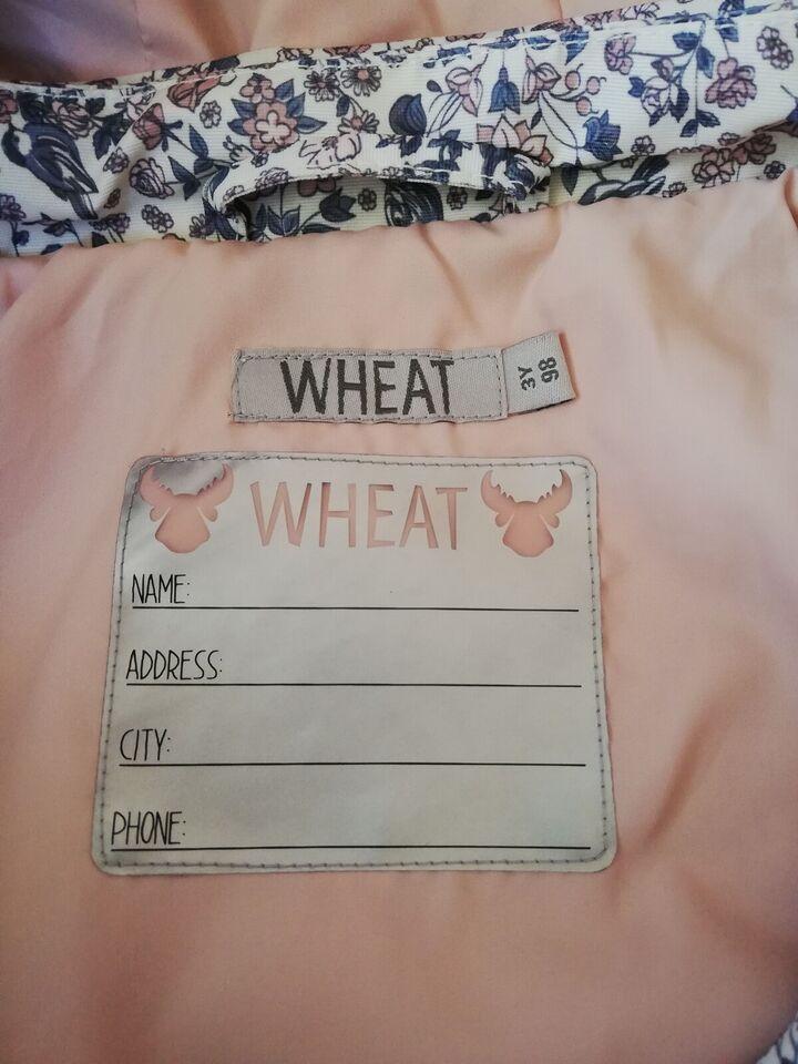 Jakke, Forårsjakke, Wheat
