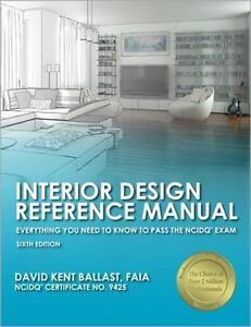 interior design reference manual everything you need to know to rh ebay com Home Interior Design Consultant Home Interior Design Consultant