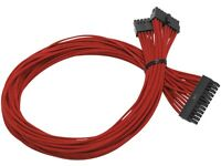 Individually Sleeved Cable Set For Evga B2/g2/p2 Power Supply / Psu (red) - Evga on sale