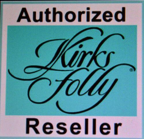 """Kirks Folly Fairy Initial /""""I/"""" Add a Charm /'"""