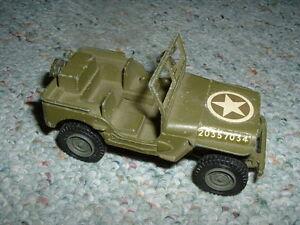 Dinky Toys Meccano US Jeep