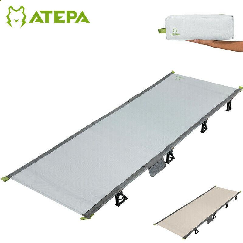 ATEPA UltraLicht 4.4 lbs Compact Folding Camping Tent Cot Zware Duty Sleeover