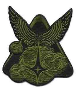 """Serenity/Firefly Combat Camo Alliance Logo 3.75"""" Embroidered Patch (SEPA015)"""