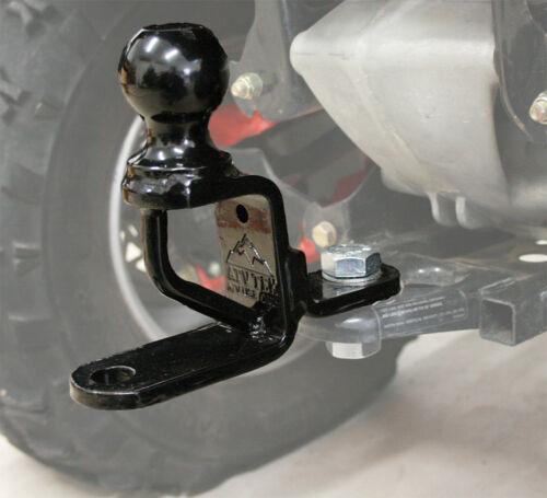 ATV TEK TRIO HD MULTI-PURPOSE HITCH W//BALL MOUNT