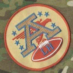 NFL 2017 Saison Kansas City Chiefs Lamar Chasse LH Memorial' Un'Repasser Patch
