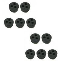 10 Pack Fuel / Gas Tank Grommet 3 Hole V137000030, 13211546730 For Echo Trimmer