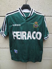 Maillot DEPORTIVO LA COROGNE Adidas camiseta LA CORUGNA vintage away 12 ans kid
