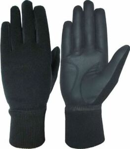 Gents-Fleece-Backed-Winter-Golf-Gloves-Pair-Small-Medium-Large-XL-5-sizes-4-Men