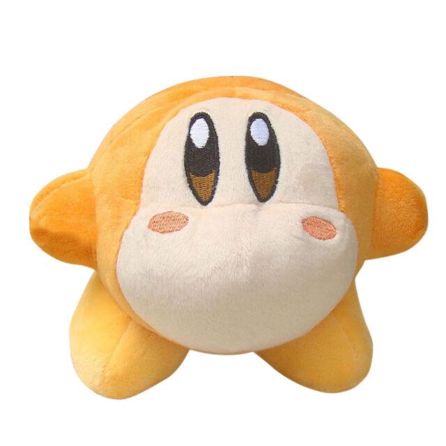 Kirby Adventure Kirby Soft Plush Toy Doll Figure Stuffed 5 inch Kids Gift