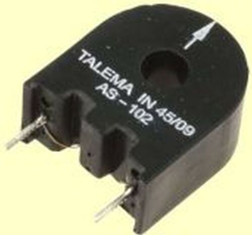 Talema  AS-105  AS105  Stromwandler Current Transformer 1:750 43R 40mA #BP 1 pc