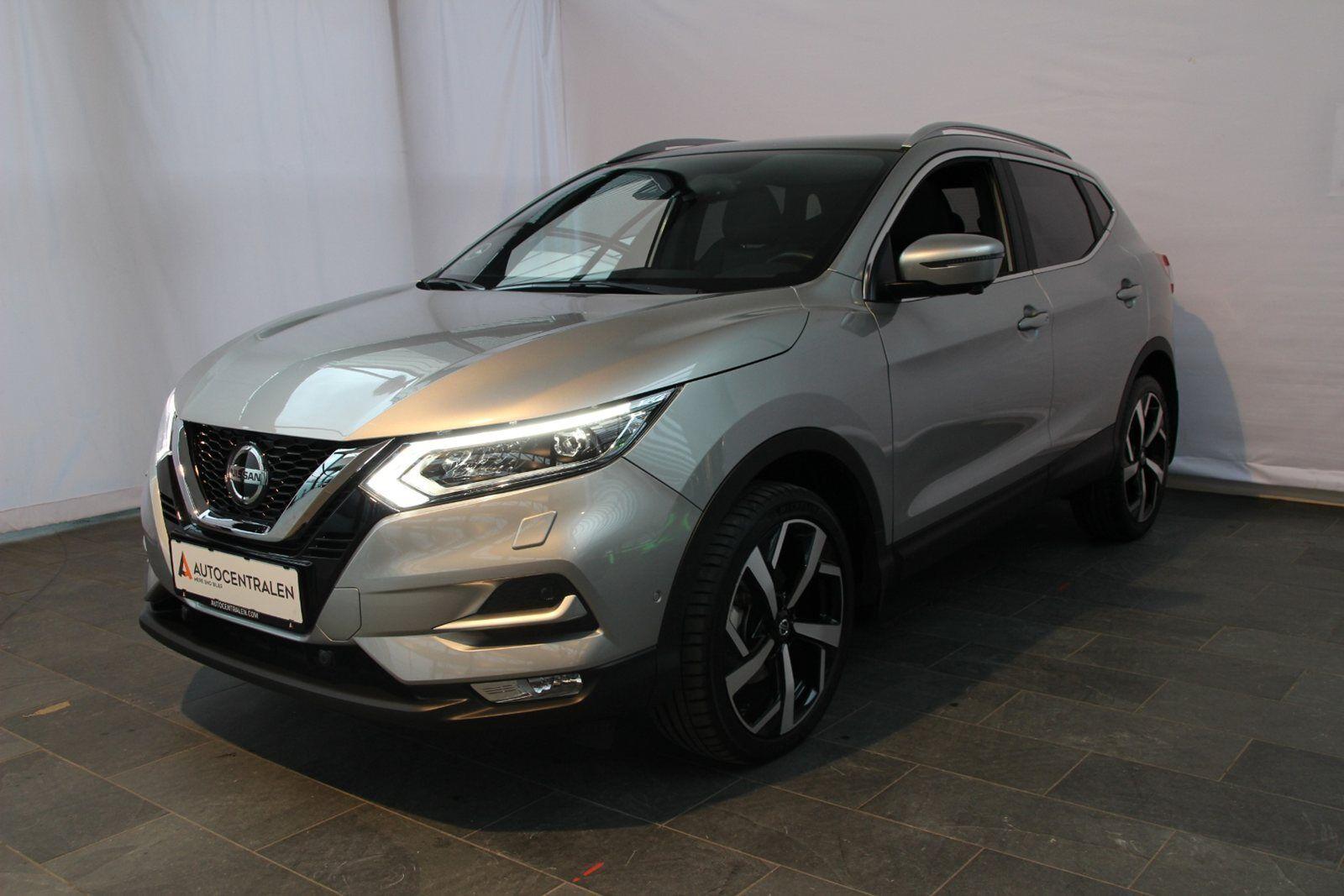 Nissan Qashqai 1,2 Dig-T 115 Tekna+ 5d - 278.900 kr.