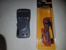 Fluke 114 True RMS multimeter + Probes