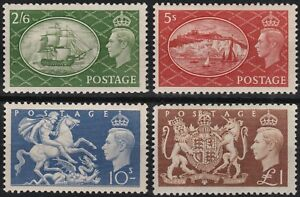 1951-SG509-512-FESTIVAL-HIGH-VALUES-UNMOUNTED-MINT-SET