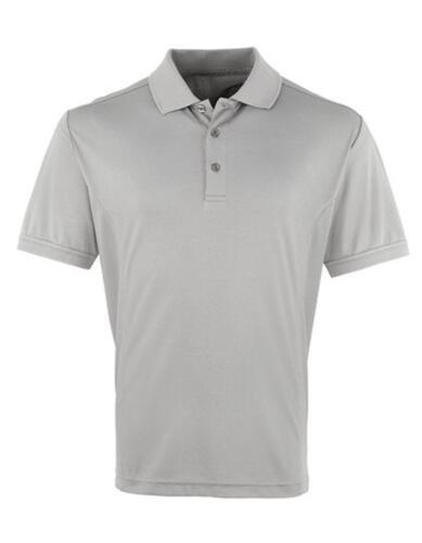 Uomo Coolchecker Piqué Polo//Oeko-Tex ® standard 100Premier Workwear