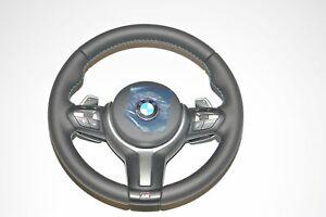 BMW F32 4er F33 F30 F31 F36 M Volant Cuir Volant en Cuir Avec Interrupteur Swing