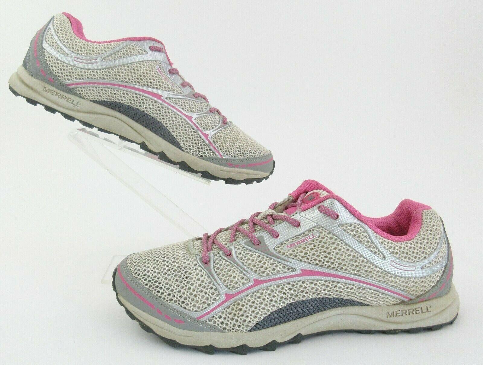 Merrell Mont Mavis FEMME Trail Running/Chaussures de randonnée COSMOS/Orchid Sz 11