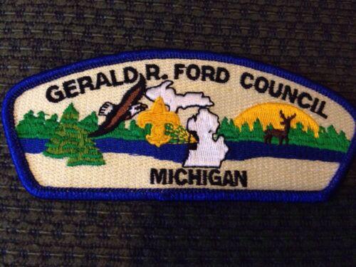MINT CSP Gerald R Ford Council MI S-1b